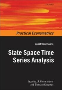 Foto Cover di Introduction to State Space Time Series Analysis, Ebook inglese di Jacques J.F. Commandeur,Siem Jan Koopman, edito da OUP Oxford