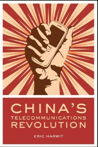 Ebook in inglese China's Telecommunications Revolution Harwit, Eric