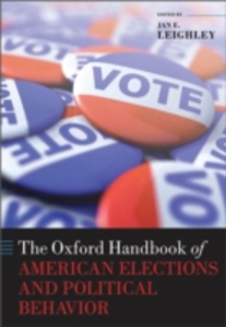Ebook in inglese Oxford Handbook of American Elections and Political Behavior -, -