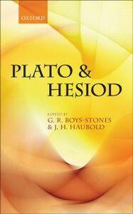 Foto Cover di Plato and Hesiod, Ebook inglese di  edito da OUP Oxford