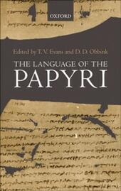 Language of the Papyri