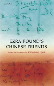 Ebook in inglese Ezra Pound's Chinese Friends: Stories in Letters -, -