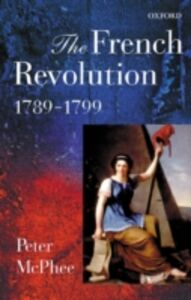 Ebook in inglese French Revolution, 1789-1799 McPhee, Peter