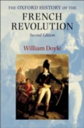 Oxford History of the French Revolution