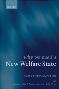 Ebook in inglese Why We Need a New Welfare State -, -