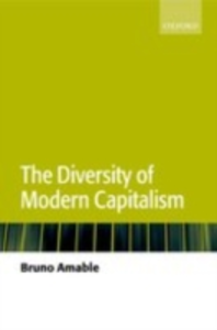 Ebook in inglese Diversity of Modern Capitalism Amable, Bruno