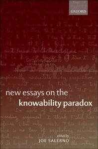 Foto Cover di New Essays on the Knowability Paradox, Ebook inglese di  edito da OUP Oxford
