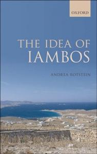 Ebook in inglese Idea of Iambos Rotstein, Andrea