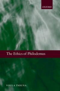 Ebook in inglese Ethics of Philodemus Tsouna, Voula