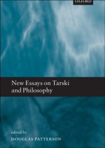 Ebook in inglese New Essays on Tarski and Philosophy -, -