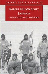 Ebook in inglese Journals: Captain Scott's Last Expedition Scott, Robert Falcon