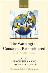 Foto Cover di Washington Consensus Reconsidered: Towards a New Global Governance, Ebook inglese di  edito da OUP Oxford