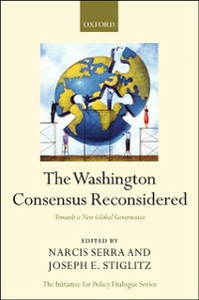 Ebook in inglese Washington Consensus Reconsidered: Towards a New Global Governance -, -