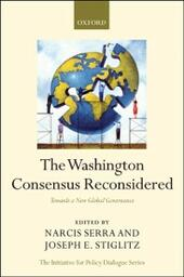 Washington Consensus Reconsidered: Towards a New Global Governance