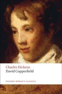 Ebook in inglese David Copperfield Dickens, Charles