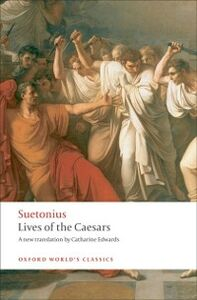 Foto Cover di Lives of the Caesars, Ebook inglese di Catharine Suetonius, edito da OUP Oxford