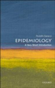 Foto Cover di Epidemiology: A Very Short Introduction, Ebook inglese di Rodolfo Saracci, edito da OUP Oxford