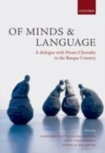 Ebook in inglese Of Minds and Language: A Dialogue with Noam Chomsky in the Basque Country