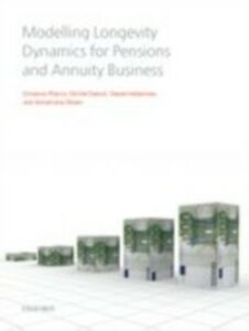 Foto Cover di Modelling Longevity Dynamics for Pensions and Annuity Business, Ebook inglese di AA.VV edito da OUP Oxford