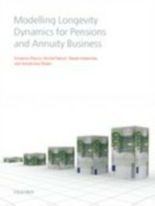 Ebook in inglese Modelling Longevity Dynamics for Pensions and Annuity Business Denuit, Michel , Haberman, Steven , Olivieri, Annamaria , Pitacco, Ermanno