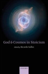 Ebook in inglese God and Cosmos in Stoicism -, -