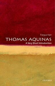 Ebook in inglese Thomas Aquinas: A Very Short Introduction Kerr, Fergus