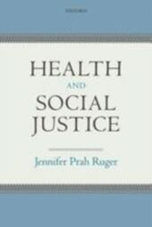 Health and Social Justice