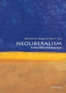 Foto Cover di Neoliberalism: A Very Short Introduction, Ebook inglese di Ravi K. Roy,Manfred B. Steger, edito da OUP Oxford