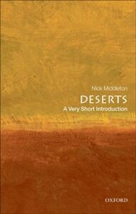 Ebook in inglese Deserts: A Very Short Introduction Middleton, Nick