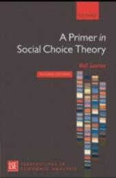 Primer in Social Choice Theory: Revised Edition