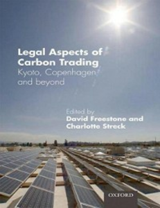 Ebook in inglese Legal Aspects of Carbon Trading: Kyoto, Copenhagen, and beyond -, -
