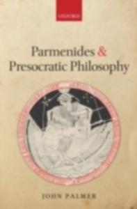 Ebook in inglese Parmenides and Presocratic Philosophy Palmer, John