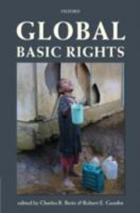 Ebook in inglese Global Basic Rights -, -
