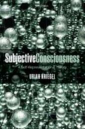 Subjective Consciousness: A Self-Representational Theory