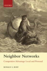 Ebook in inglese Neighbor Networks: Competitive Advantage Local and Personal Burt, Ronald S.