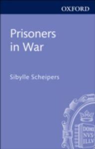Ebook in inglese Prisoners in War -, -
