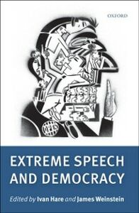 Ebook in inglese Extreme Speech and Democracy