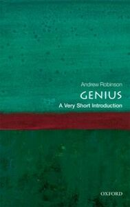 Ebook in inglese Genius: A Very Short Introduction Robinson, Andrew