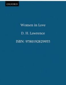 Ebook in inglese Women in Love Lawrence, D. H.