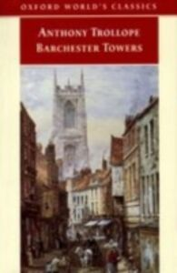 Foto Cover di Barchester Towers, Ebook inglese di  edito da OUP Oxford