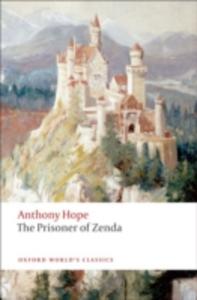 Ebook in inglese Prisoner of Zenda Hope, Anthony