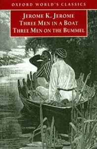 Ebook in inglese Three Men in a Boat and Three Men on the Bummel Jerome, Jerome K.