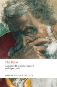 Ebook in inglese Bible: Authorized King James Version