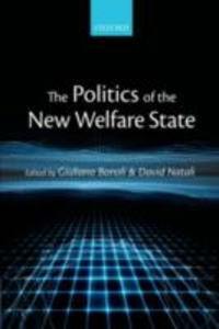 Ebook in inglese Politics of the New Welfare State -, -