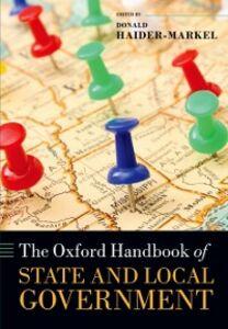 Foto Cover di Oxford Handbook of State and Local Government, Ebook inglese di  edito da OUP Oxford