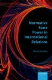 Normative State Power in International Relations