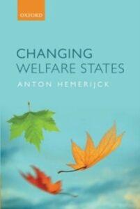 Ebook in inglese Changing Welfare States Hemerijck, Anton