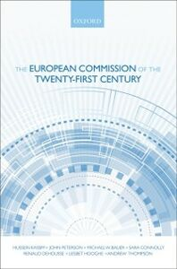 Foto Cover di European Commission of the Twenty-First Century, Ebook inglese di AA.VV edito da OUP Oxford