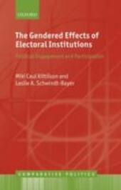 Gendered Effects of Electoral Institutions: Political Engagement and Participation