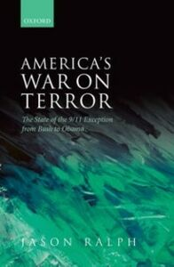 Ebook in inglese America's War on Terror: The State of the 9/11 Exception from Bush to Obama Ralph, Jason